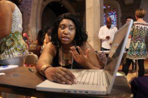 Maria Rojas at JTM Create or Die: Detroit
