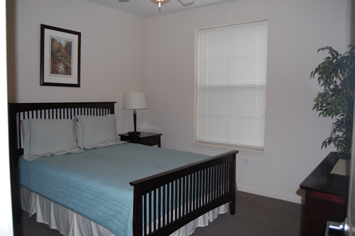 Single Occupancy Bedrooms At Spring Garden Apartments.