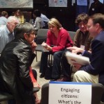 Engaging citizens