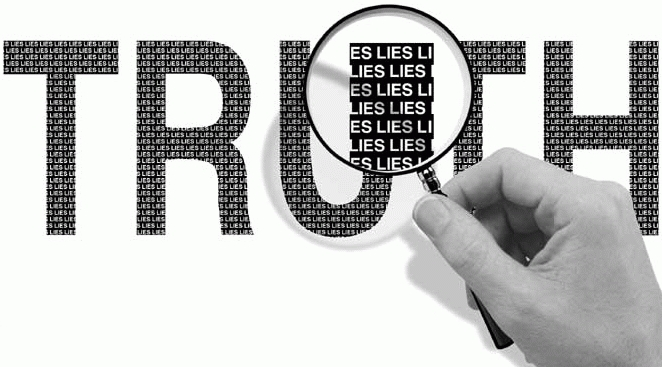 """Rewarding the Truth"" -- Sept. 25"